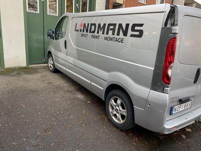 begagnad Opel Vivaro Van 2.5 (Defekt spridare)