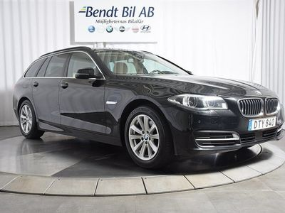 begagnad BMW 520 d xDrive Touring/Driving Assistant P -15