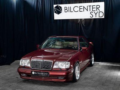 begagnad Mercedes E320 E CE AMG / UNIK Sv-Såld