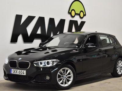 begagnad BMW 118 d 5dr M-sport S&V-Hjul (150hk)