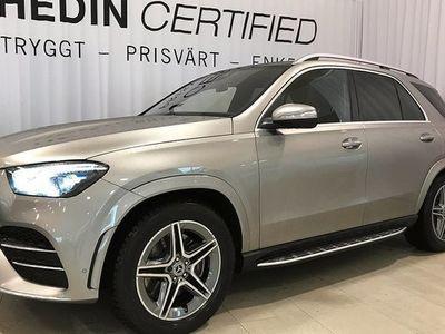 begagnad Mercedes 400 GLE BenzD 4MATIC SUV AMG PREMIUMPAKET PLUS 2020, SUV 855 900 kr