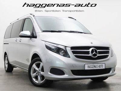 begagnad Mercedes V220 d / 163hk / 4MATIC