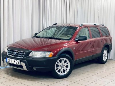 begagnad Volvo XC70 D5 AWD Geartronic 185hk 7Sits