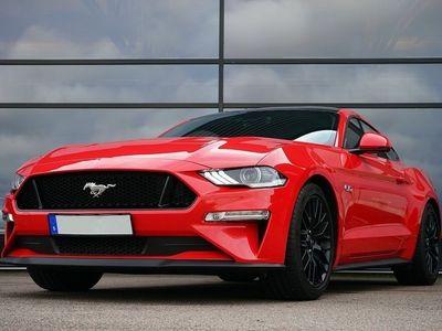 begagnad Ford Mustang GT 5.0 V8 450hk / Facelift / Svensksåld /