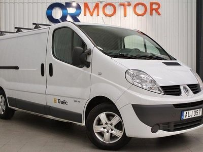 begagnad Renault Traffic 2.0 dCi 114hk Drag GPS D-Värm