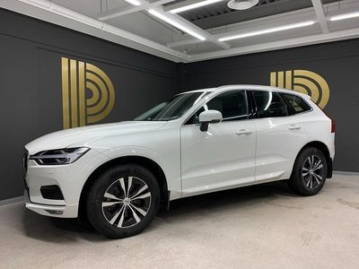 begagnad Volvo XC60 T5 AWD Geartronic Momentum Advanced Navi