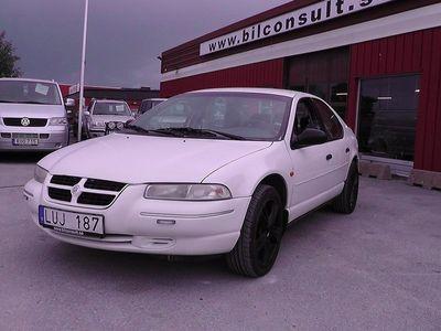 """begagnad Chrysler Stratus 2,0 132 HK 5 Växlad 17"""" Drag -96"""