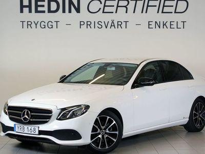 begagnad Mercedes E200 SEDAN 9G-TRONIC NIGHT PACKAGE