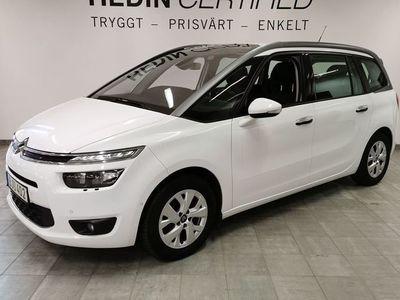 begagnad Citroën Grand C4 Picasso E-D115 ETG // Navi // Backkamera // Vinterhjul