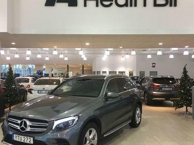 begagnad Mercedes GLC250 D 4MATIC / AMG LINE / VÄRMARE