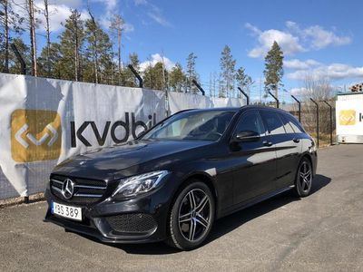 begagnad Mercedes C250 C-Klassd Kombi S205