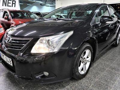 begagnad Toyota Avensis AVENSIS SEDAN 1.8