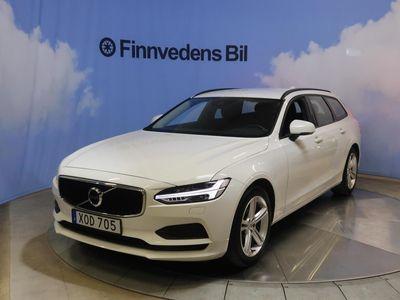 begagnad Volvo V90 D4 Business, v-hjul/drag