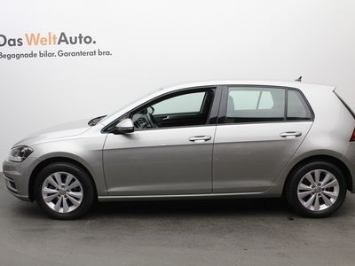 second-hand VW Golf 1.0 TSI 110HK -18