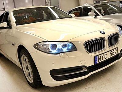 begagnad BMW 530 d -14