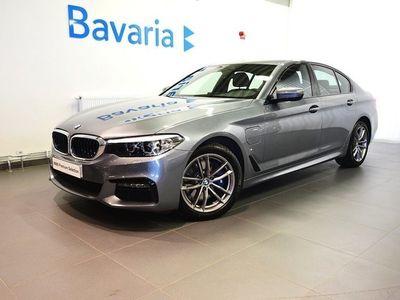 begagnad BMW 530 e xDrive iPerformance Sedan M Sport