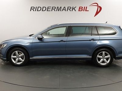 begagnad VW Passat 2.0 TDI Sportscombi (190hk) Executive