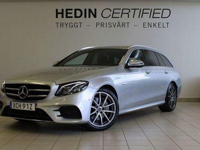 begagnad Mercedes 220 - Benz E - Klassd AMG, Värmare, Premiumpaket, Drag