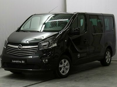 begagnad Opel Vivaro Combi 1.6 BiTurbo 145HK 9-Sits