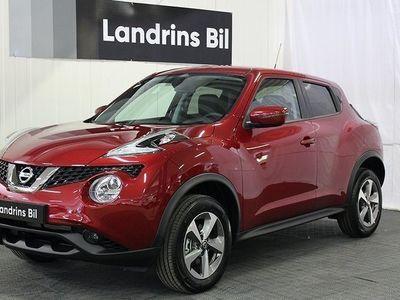 begagnad Nissan Juke N-Connecta privatleasing 1.997:-