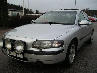 brugt Volvo S60 * 2.4 140hk * -02