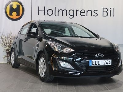 usado Hyundai i30 1.6 GDI 5dr (135hk) / 1 Brukare / skatt 514 kr
