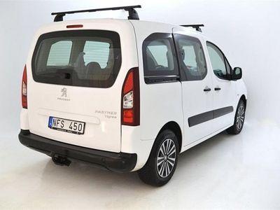 begagnad Peugeot Partner Tepee 1,6 HDI 115Hk, 5 sits, Nyservad Kombi