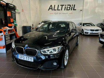 begagnad BMW 118 d M Sport Steptronic 150hk/KEYLESS/DEFAVÄRMARE