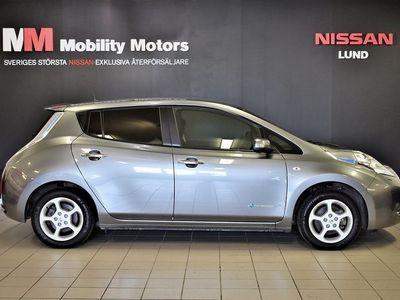 begagnad Nissan Leaf 30 kWh Single Speed 109hk Acenta -17