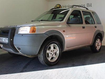 begagnad Land Rover Freelander 1.8 5dr (120hk) SUV