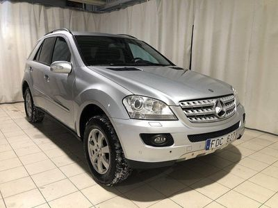 begagnad Mercedes ML320 CDI 4MATIC 7G-Tronic
