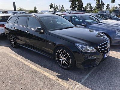 begagnad Mercedes E350 4Matic 258hk, Kombi, Läder, Adaptiv far