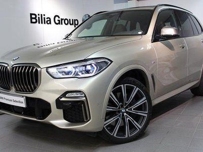 begagnad BMW X5 M50d Innovation Travel Winter Drag