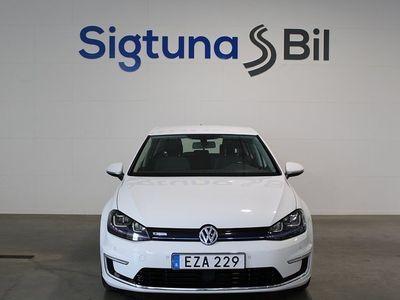 begagnad VW Golf 24.2 kWh Single Speed EL NAVI 115hk