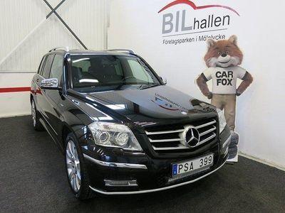 begagnad Mercedes GLK220 CDI 170HK 7G-TRONIC 4MA