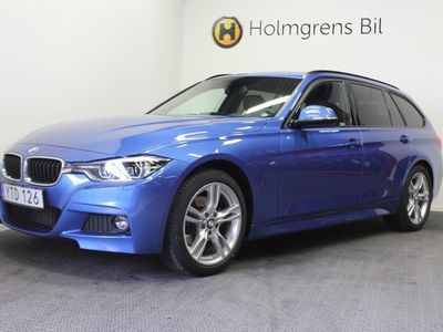 begagnad BMW 320 d xDrive M-Sport/ Connected/ Backkamera