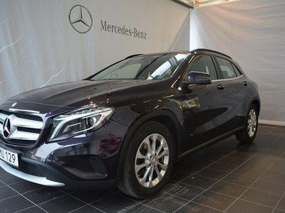 begagnad Mercedes 220 Gla-klass4MATIC