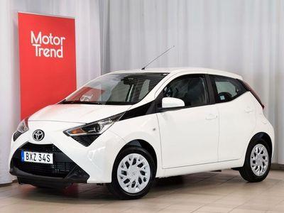begagnad Toyota Aygo 5-dörrar 1.0 X-Play SPI