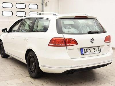 begagnad VW Passat 1.4 TSI Multifuel 160hk M-VÄRM / BLUETOOTH