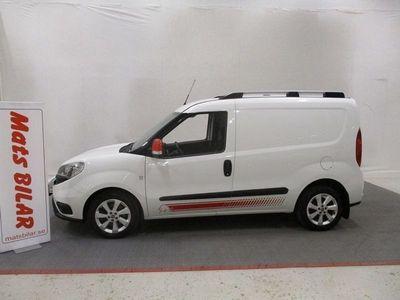 brugt Fiat Doblò Il Toro Bianco 2,0 Mjet 135 Hk Manuell 3,4m3