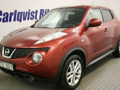 begagnad Nissan Juke dCi 110Hk Navi