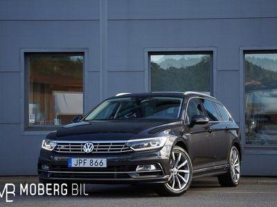 begagnad VW Passat SC 2.0 TDI 4M Execu. R-Line