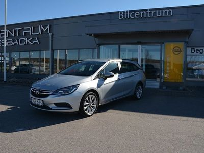 begagnad Opel Astra Enjoy ST 1,4Turbo Pluspaket, Apple