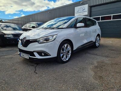 begagnad Renault Grand Scénic 1.5 dCi Euro 6 7-sits