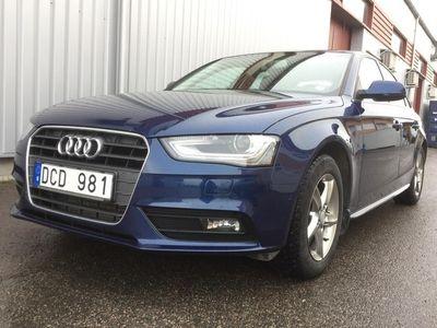 begagnad Audi A4 2.0 TDI (177hk)
