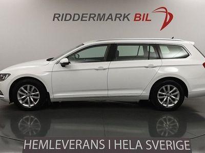 begagnad VW Passat 1.5 TSI Sportscombi (150hk) Comfort