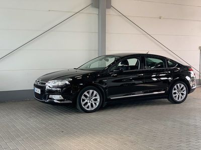begagnad Citroën C5 2,2 HDi Exclusive 204 Hk Automat Sedan