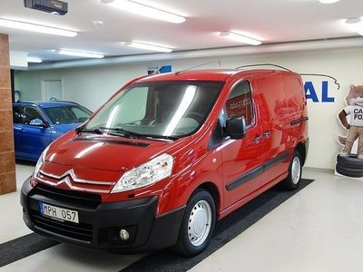 begagnad Citroën Jumpy Van 2.0 HDi 136hk