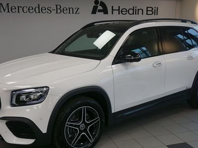 begagnad Mercedes GLB250 250 4MATIC // AMG Line // Premiumpaket //DISTRONIC