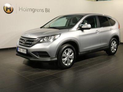 used Honda CR-V 2.0 i-VTEC 2WD (155hk)